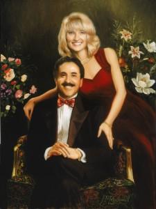Oil Portraits of Men and Women