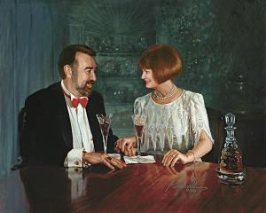 Testimonials for an Oil Portrait Artist