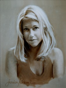 an example of what kind of photo you want to get your photos to painted portraits